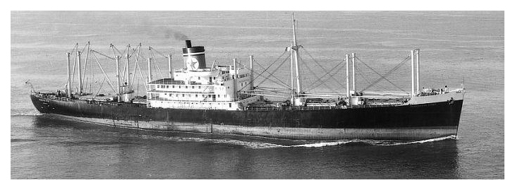 S.S. RHODESIA STAR of the Blue Star Line